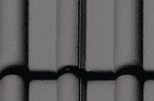 Dachbeschichtung Farbe Eisgrau