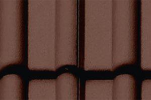 Dachbeschichtung Farbe Braun