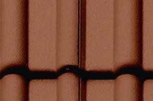 Dachbeschichtung Farbe Klassikrot