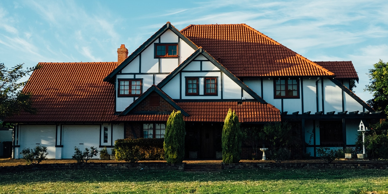 Profatec Haus Fassade gereinigt und beschichtet, Fassadenbeschichtung, Dachbeschichtung